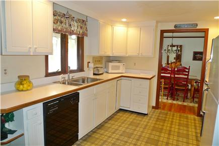 Harwich Cape Cod vacation rental - Enjoy a fully featured kitchen with dishwasher