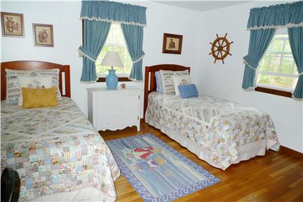 Harwich Cape Cod vacation rental - Two cozy twins and a nautical theme for a deep ''sea'' sleep