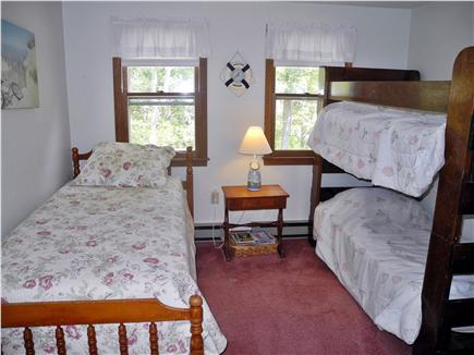 Eastham Cape Cod vacation rental - Children's bedroom features two twins (one not featured) and bunk