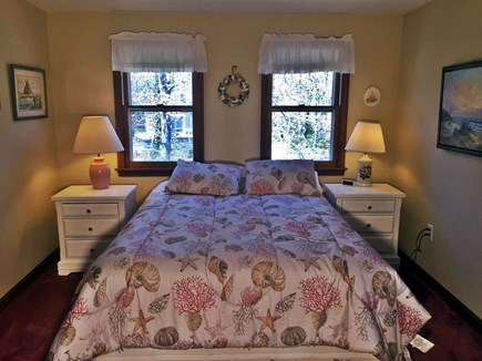 Eastham Cape Cod vacation rental - Look forward to a comfortable night's sleep in upstairs queen bed