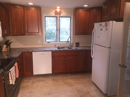 Eastham Cape Cod vacation rental - Fully equipped, eat-in kitchen includes lobster pot