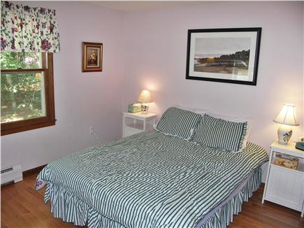 Eastham Cape Cod vacation rental - Downstairs master bedroom with queen