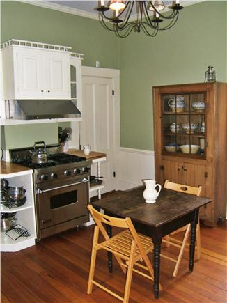 Yarmouthport Cape Cod vacation rental - Eat-in kitchen