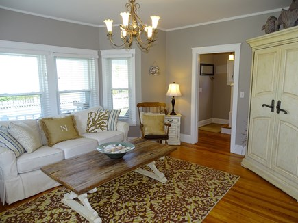 Dennis Port Cape Cod vacation rental - Open layout living room