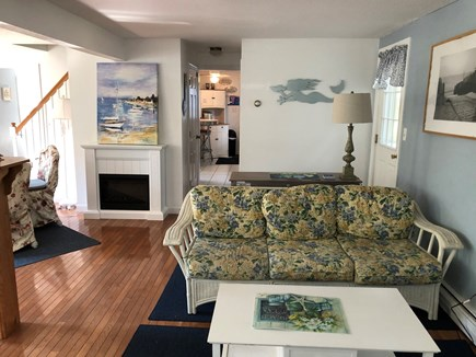 Popponesset Cape Cod vacation rental - Living Room