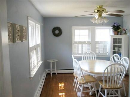 Mashpee, Popponesset Cape Cod vacation rental - Dining Room (seats 6)