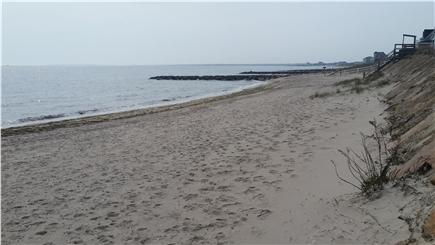 Dennisport Cape Cod vacation rental - Haigis Beach is only 8 houses away