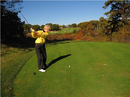 Brewster Cape Cod vacation rental - Our Guests can play our Jack Nicklaus Designed golf course