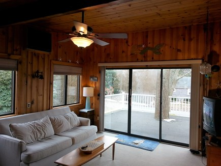 Mashpee, Popponesset Beach Cape Cod vacation rental - Family room