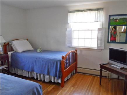 Harwich Cape Cod vacation rental - Bedroom with twin and queen beds