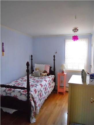 Harwich Cape Cod vacation rental - Bedroom with twin bed