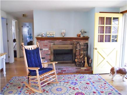 Harwich Cape Cod vacation rental - Entrance to the Living Room