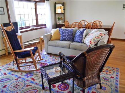 Harwich Cape Cod vacation rental - The Living Room