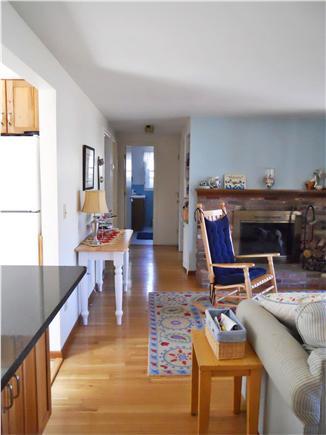 Harwich Cape Cod vacation rental - Hallway view