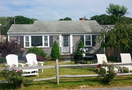 On Falmouth Harbor, Desirable  Cape Cod vacation rental - 24 Deacons Front of home.