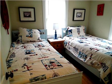 On Falmouth Harbor, Desirable  Cape Cod vacation rental - Twin bedroom
