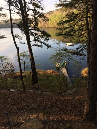 Harwich Cape Cod vacation rental - Fresh Water Pond Swimming