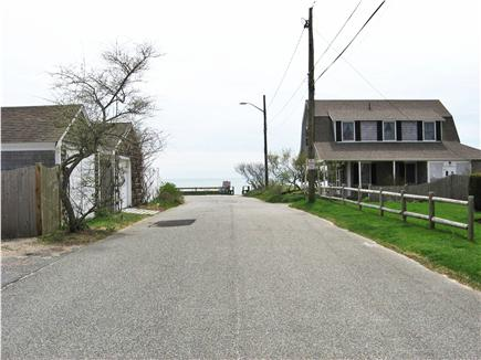 Harwich Port Cape Cod vacation rental - Walk down the street to the beach