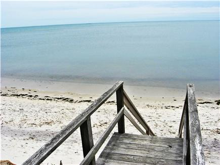Harwich Port Cape Cod vacation rental - Steps down to a family friendly beach