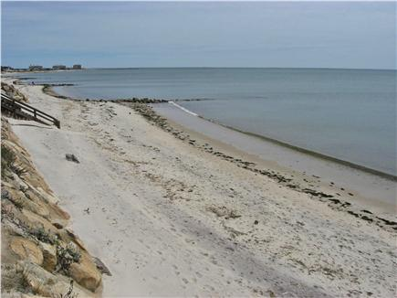 Harwich Port Cape Cod vacation rental - Private beach just 2/10 short stroll away