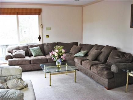 Harwich Port Cape Cod vacation rental - Relax in oversized family room