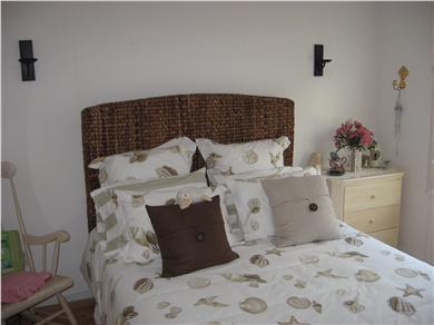 Harwich Port Cape Cod vacation rental - Queen size bedroom on main floor