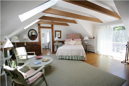 Orleans Cape Cod vacation rental - Queen bed master bedroom suite, with full bath.