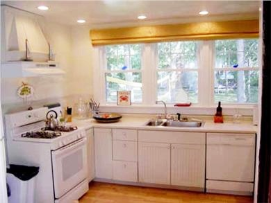 Heights Cape Cod Vacation Rental Fully Equipped Remolded Kitchen