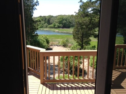 West Falmouth Cape Cod vacation rental - A beautiful Salt Water Marsh as your backyard