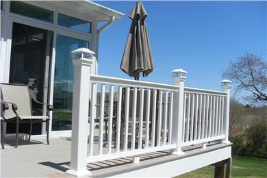 Sagamore Beach, Bourne Sagamore Beach vacation rental - Relax on the Deck Overlooking the Marsh