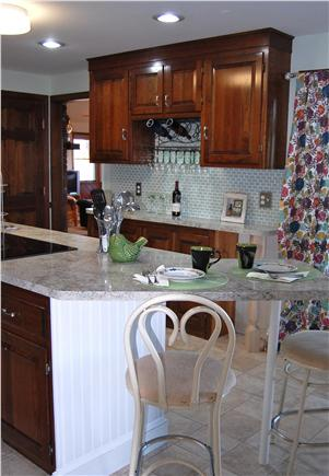 Sagamore Beach, Bourne Sagamore Beach vacation rental - Newly Renovated Kitchen features an Island & All New Appliances