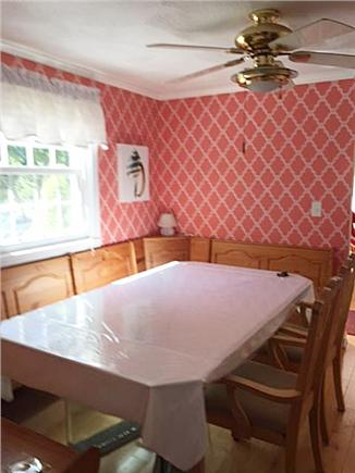 Sandwich Cape Cod vacation rental - Dining area