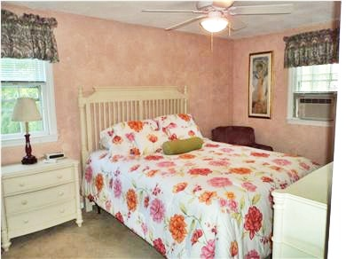 Sandwich Cape Cod vacation rental - Master bedroom.