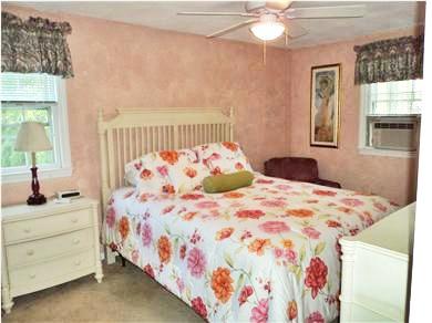 Sandwich Cape Cod vacation rental - Master bedroom.