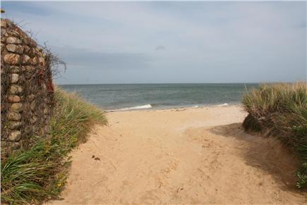 Brewster, Linnell Landing beach area, Br Cape Cod vacation rental - Linnell Landing beach high tide, 5 minute walk