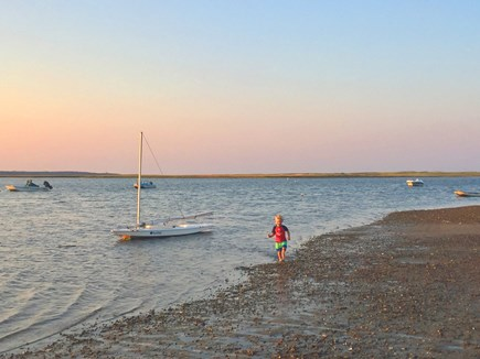 East Orleans Cape Cod vacation rental - Priscilla Landing