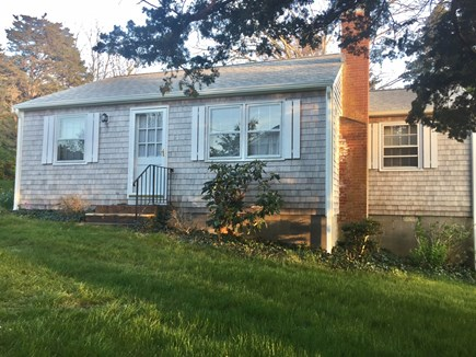 East Orleans Cape Cod vacation rental - Front of Cottage