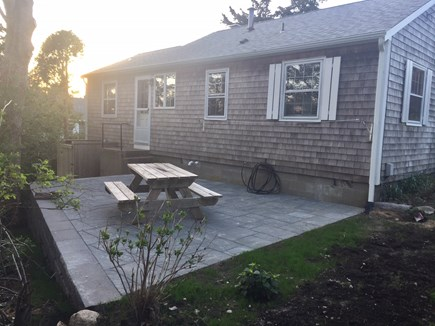 East Orleans Cape Cod vacation rental - Another look at back of home