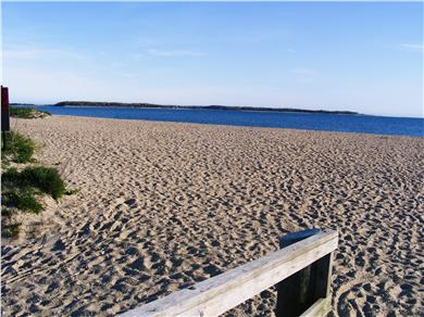 Yarmouth Cape Cod vacation rental - Beautiful Colonial Acres Beach is just a 10 minute walk away