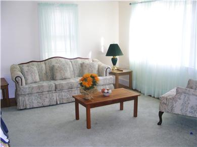 Yarmouth Cape Cod vacation rental - Very bright, spacious living room