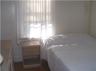 Yarmouth Cape Cod vacation rental - Master bedroom with full-sized bed, armoire and closet