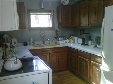 South Wellfleet Cape Cod vacation rental - Kitchen