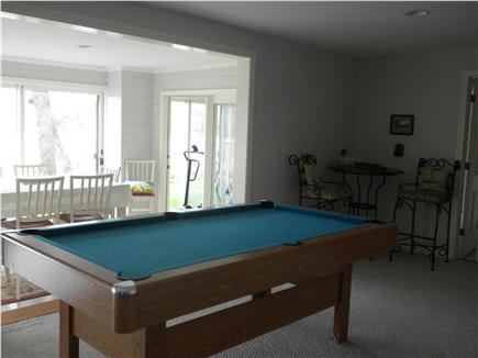 Cotuit Cotuit vacation rental - Pool room with bay views