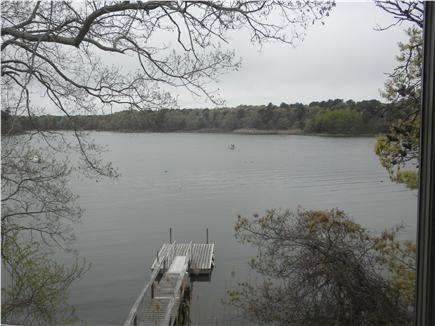 Cotuit Cotuit vacation rental - Shoestring Bay and dock