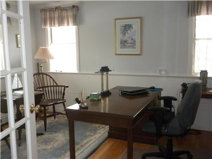 Cotuit Cotuit vacation rental - Fully equipped office