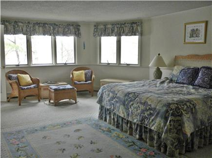 Cotuit Cotuit vacation rental - Upstairs master bedroom with views of the bay