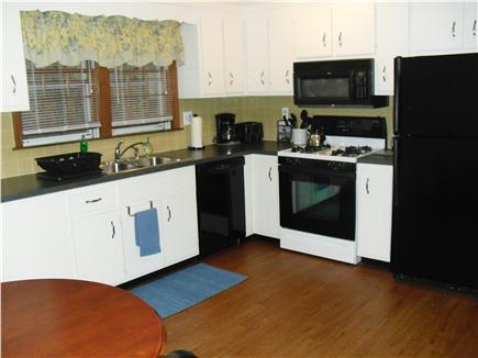 Dennisport Cape Cod vacation rental - Large, clean  eat-in kitchen
