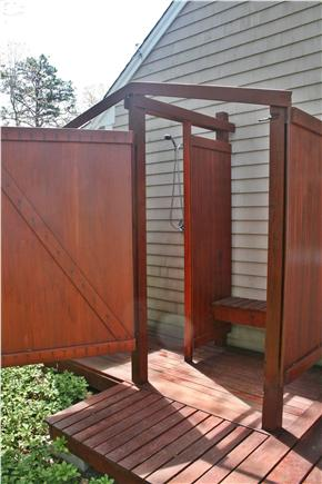 South Orleans Cape Cod vacation rental - Outdoor Shower