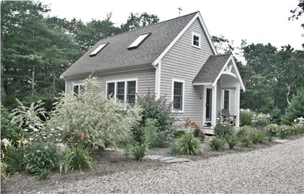 South Orleans Cape Cod vacation rental - Perennial Gardens in Summer