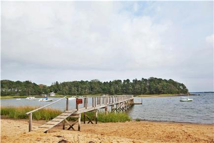 South Orleans Cape Cod vacation rental - Lovely Pleasant Bay Beach is only 1/10 mile away!